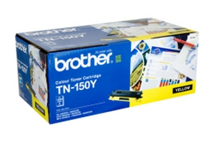 Mực in Brother TN 150 Yellow Toner Cartridge
