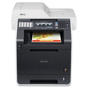 Máy Fax Brother MFC 9970CDW, Duplex, Wifi, In, Scan, Copy, Fax