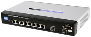 Cisco SG300-10MPP-K9-EU 10-Port Gigabit Max PoE+ Managed Switch