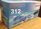 Mực ShineMaster 312, Black Toner Cartridge